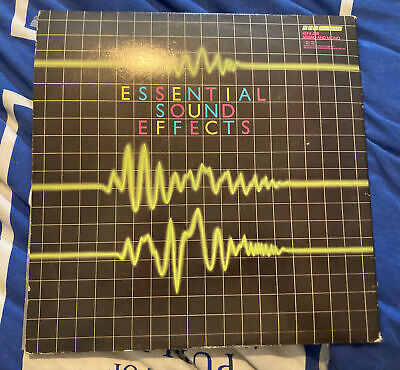 £4.50 • Buy BBC Essential Sound Effects Various Double Albums. 12  Vinyl Record