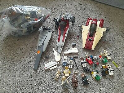 £5.99 • Buy Star Wars Lego Ships Figures And Pieces