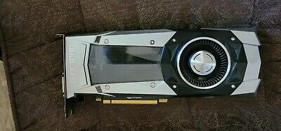 AU469.19 • Buy NVIDIA GeForce GTX 1080 8gb Founders Edition Reference Card