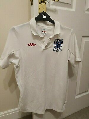 £4.99 • Buy 2010 ENGLAND HOME Umbro Football Shirt South Africa World Cup 17 Stanley