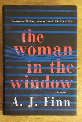 AU6.28 • Buy The Woman In The Window: A Novel Finn, A. J. Hardcover Used - Very Good