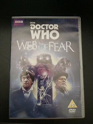 £1.99 • Buy Doctor Who The Web Of Fear DVD