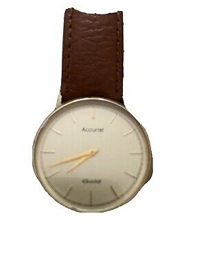 £200 • Buy Accurist Gold Watch
