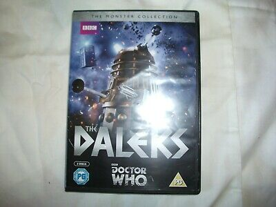 £5 • Buy Doctor Who The Daleks Monster Collection Dvd
