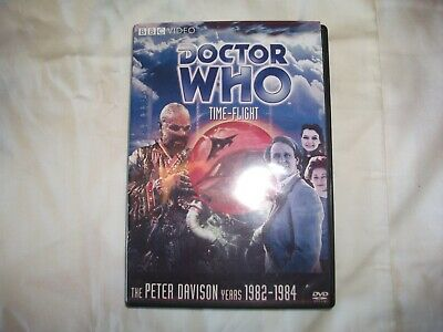 £4 • Buy Doctor Who Time Flight Dvd