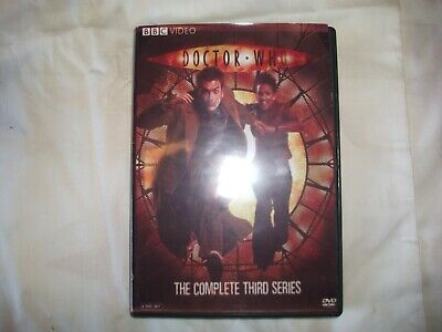 £5 • Buy Doctor Who The Complete Third Series Dvd