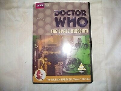 £5 • Buy Doctor Who The Space Museum Dvd