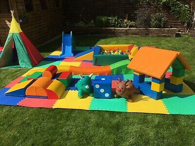 £1300 • Buy Commercial Soft Play Play Area