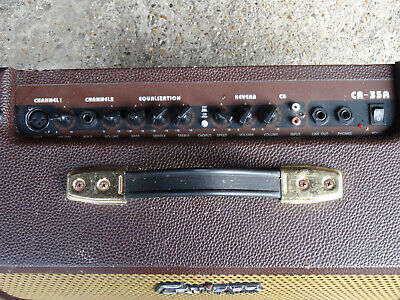 £35 • Buy Crafter Acoustic Guitar Amp