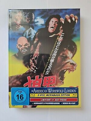 £45 • Buy An American Werewolf In London Blu-ray 2 Disk Ltd Edition Collector  Japanese Ed