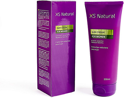 £31.64 • Buy XS Natural For Woman - Reducing Fat Burning And Lipo Reducing Cream For Women