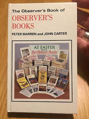£19.99 • Buy Observer's Book Of Observer's Books 99 RARE And In Very Good Condition
