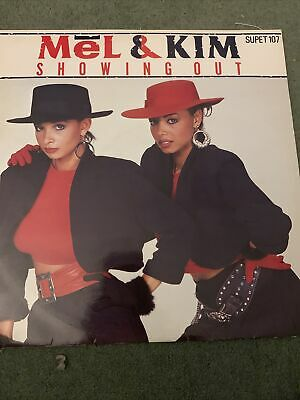 """£2 • Buy Mel And Kim Showing Out 12"""" Vinyl"""