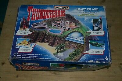 £29.99 • Buy Vintage Thunderbirds Tracey Island Electronic Play Set 1993 - Island Only