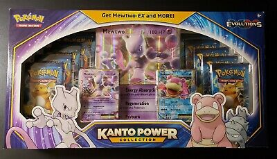 $179.99 • Buy Pokemon TCG Kanto Power Collection (Mewtwo EX) Evolutions FACTORY Sealed