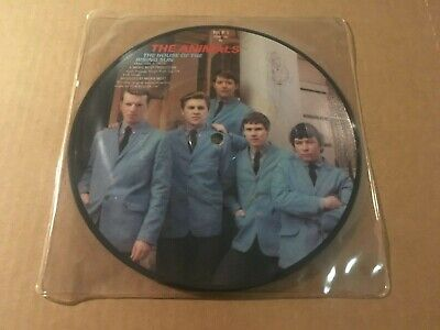 £5.84 • Buy 1982 THE ANIMALS House Of The Rising Sun PIC DISC UK Import 45