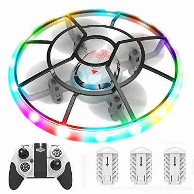 AU58.81 • Buy  Q7 Mini Drone For Kids,RC Helicopter Quadcopter With Altitude Hold,Neno