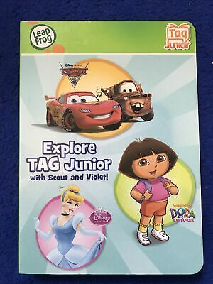 £1.50 • Buy Leap Frog - Tag Junior - Explore Tag Junior With Scout And Violet! Book