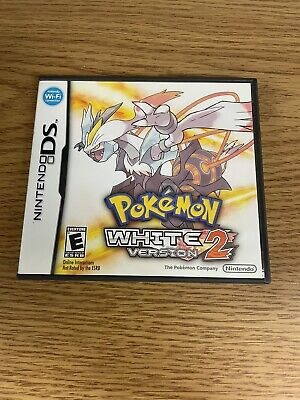 $100 • Buy Authentic Pokemon White Version 2 (Nintendo DS, 2012) CIB With All Manuals