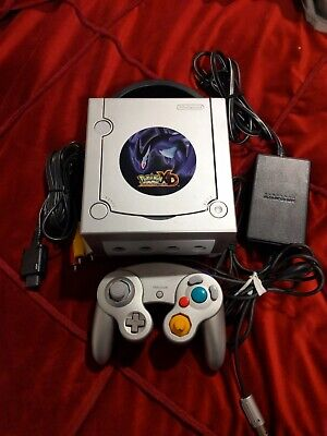 $100 • Buy Nintendo GameCube Pokemon XD Gale Of Darkness Limited Edition Console Controller