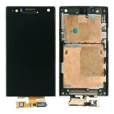 £21.33 • Buy Original Sony Xperia S LT26i Display LCD Cover Touchscreen Glas Scheibe Schwarz