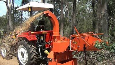 AU2450 • Buy 8 Inch (200mm) Wood Chipper, Category 1, Three-point Linkage