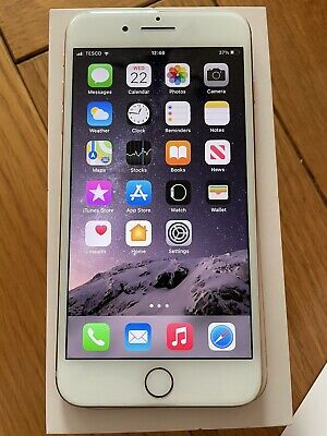 £235 • Buy Apple IPhone 8 Plus - Rose Gold - 64GB - (Unlocked) Excellent Condition