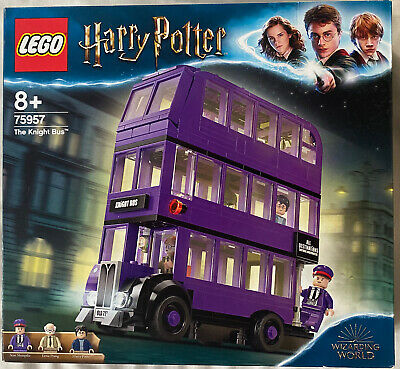 £30 • Buy LEGO Harry Potter The Knight Bus BRAND NEW UNOPENED (75957) Age 8+