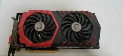 AU811.43 • Buy USED MSI GEFORCE GTX 1080 GAMING X 8G GAMING Graphics Board Twin Tested