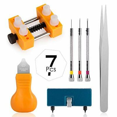 AU23.25 • Buy Watch Battery Replacement Tool Kit For Watch Back Case Remover And Opener