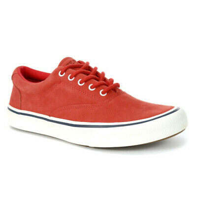 £16.81 • Buy NEW Sperry Top-Sider Men's Striper 2 CVO Washable Red Sneakers STS21003 SIZE 11
