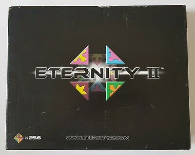 £12.99 • Buy Eternity II 2 Puzzle Board Game, 256 Pieces, Christopher Monkton 2007, Complete.