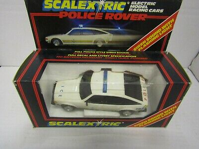 £39.99 • Buy Scalextric C284 Vintage Police River, Used Boxed