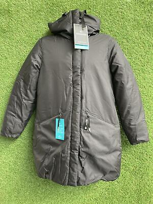 £20 • Buy New Craghoppers Womens Feather Jacket Insulated Waterproof Size12 Charcoal