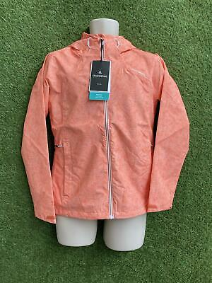 £19.99 • Buy New Craghoppers Womens Outdoor Toscana Jacket Waterproof Size 8 Cantaloupe Print
