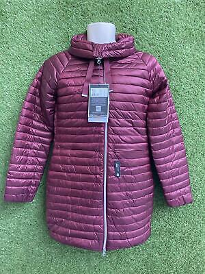 £19.99 • Buy New Craghoppers Womens Outdoor Mull Jacket Baffled Thermo Pro Size 8 Wildberry