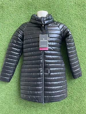£19.99 • Buy New Craghoppers Womens Outdoor Mull Jacket Baffled Thermo Pro Size 16 Black