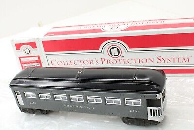 AU41.33 • Buy Lionel Observation Car #2441 Very Well Restored O Gauge Collector's System Box