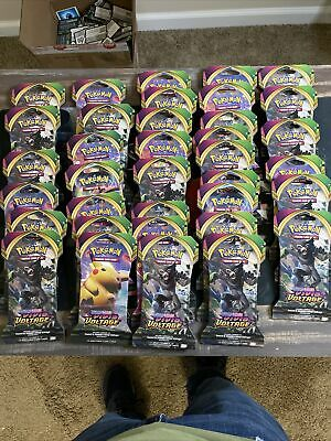 $120 • Buy 🔥 Lot Of (36) Pokemon Vivid Voltage Sealed And Sleeved Booster Packs