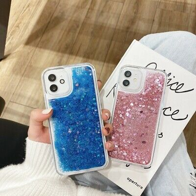 AU9.37 • Buy Case For IPhone 8 7 6/6S Plus 5 5S 13 12 11 Pro X XR XS Max Soft Quicksand Cover