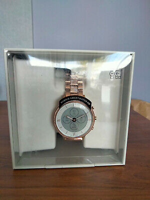 AU170 • Buy Fossil Hybrid HR Charter Smartwatch - New Warranty Replacement