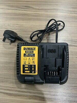 £10 • Buy Dewalt DCB115 Lithium-Ion Battery Charger