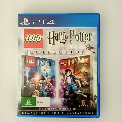 AU25 • Buy LEGO Harry Potter Collection PlayStation 4 PS4