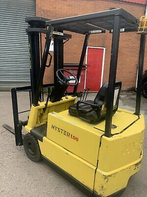 £3250 • Buy Hyster Forklift Truck Electric