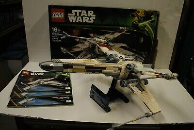 £240 • Buy LEGO Star Wars 10240 - Red Five X-wing Starfighter