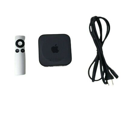 AU40.05 • Buy Apple TV 2nd Generation A1378 Media Streaming Smart Device W/ Remote TESTED