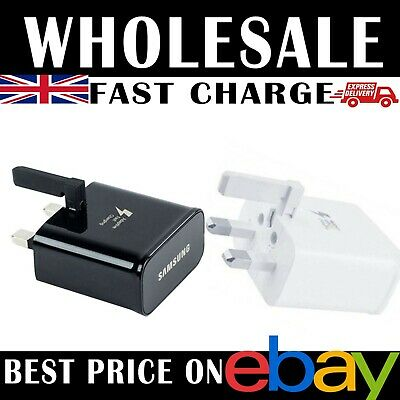 £5.50 • Buy Fast Charger UK Plug For All Phones And Tablets
