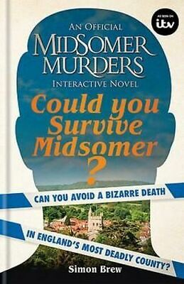 £10.97 • Buy Could You Survive Midsomer? By Simon Brew