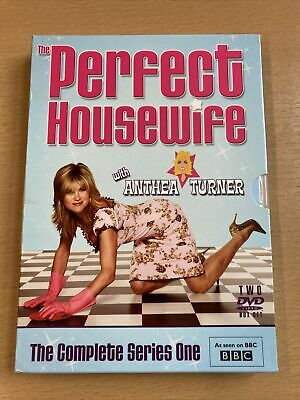 £5.30 • Buy Perfect Housewife DVD Series 1 Season One First BBC Anthea Turner Very Good