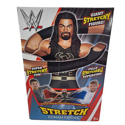 £22.95 • Buy WWE Giant Stretch Roman Reigns Figure Stretch Armstrong Type Toy Brand New
